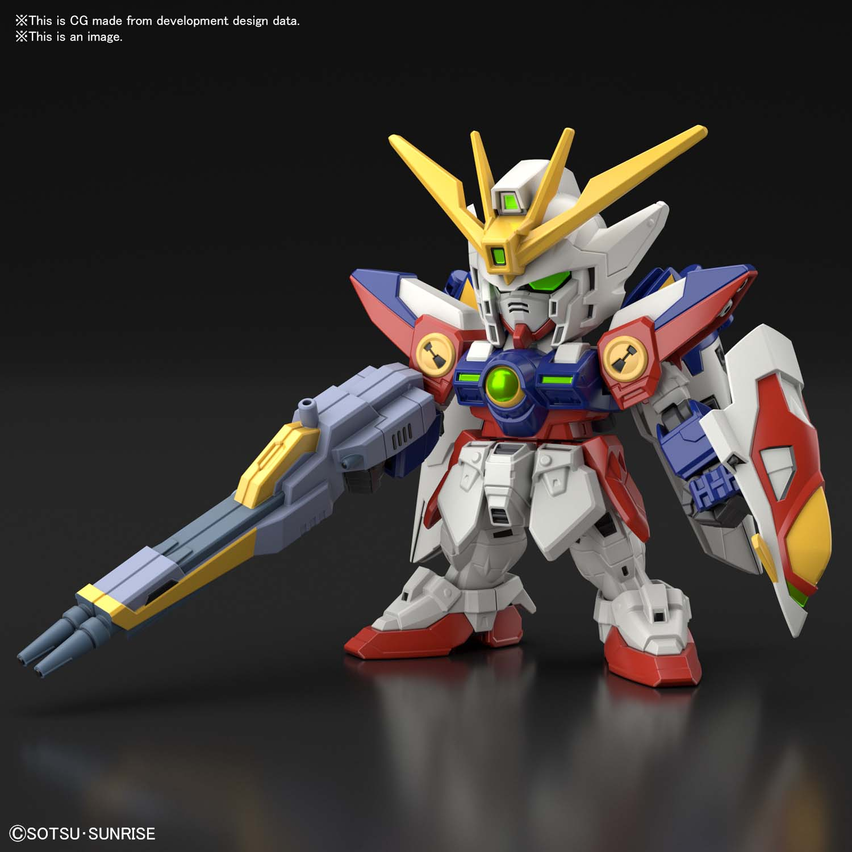 SD EX-STANDARD 飛翼鋼彈零式