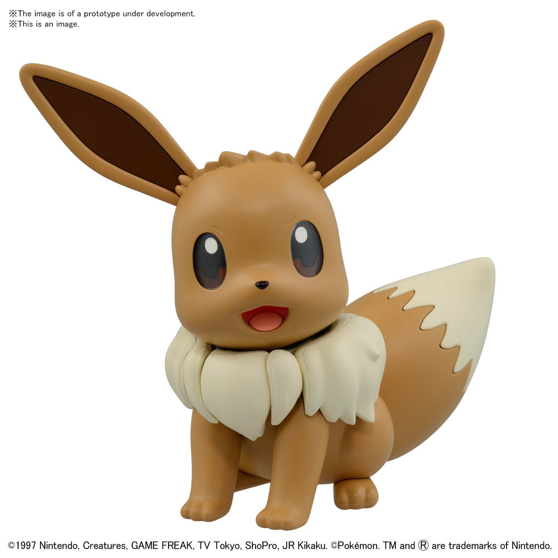 Pokémon PLAMO 收藏集 巨大版 02 伊布