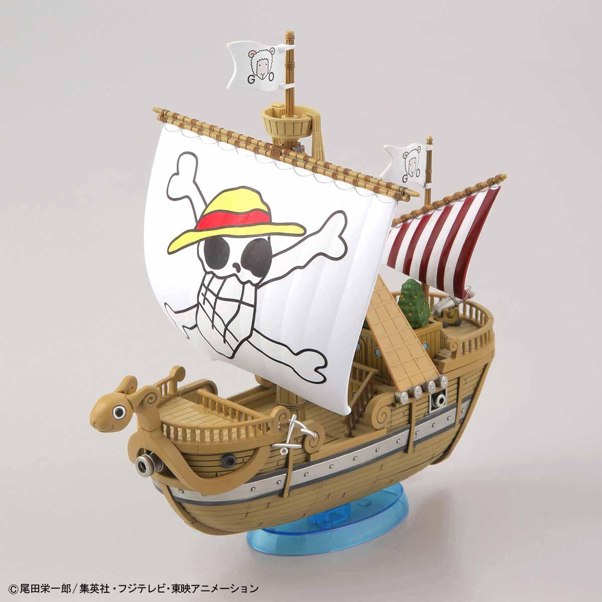 偉大的船艦收藏集 前進梅莉號 紀念配色Ver.