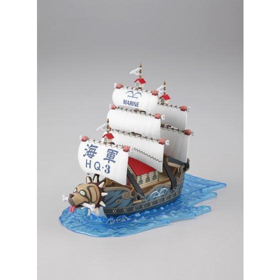 偉大的船艦收藏集 卡普的軍艦