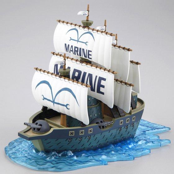 偉大的船艦收藏集 海軍軍艦