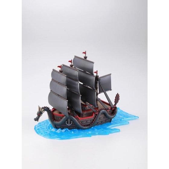 偉大的船艦收藏集 多拉格座艦