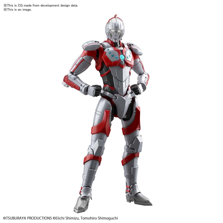 Figure-rise Standard 超人力霸王戰鬥服 佐菲 -ACTION-