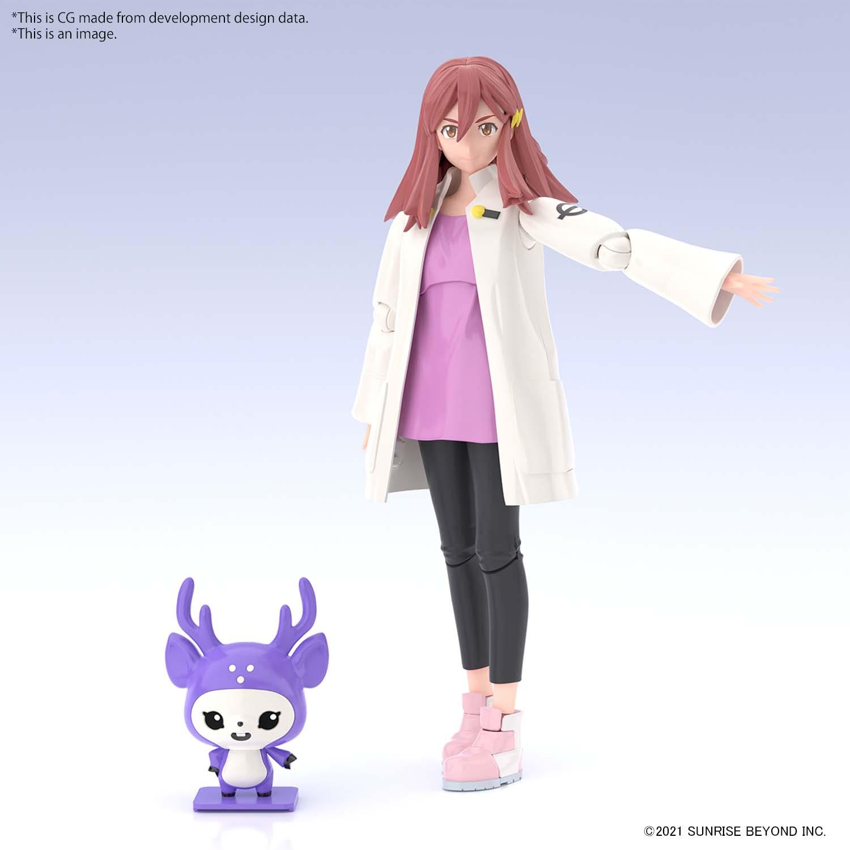 Figure-rise Standard 紫紫部 史恩